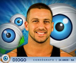 Perfil Diogo BBB
