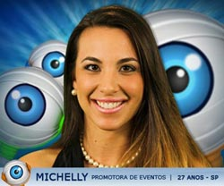 Perfil Michelly BBB