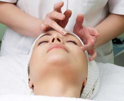 Massagem Facial Estetica