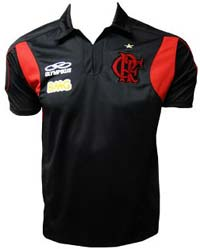 Camisa Polo do Flamengo 2011