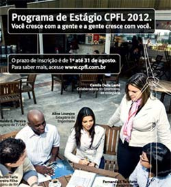 Estagio CPFL 2012