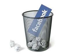 Excluir Facebook
