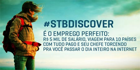 Trabalhar STB DIscover