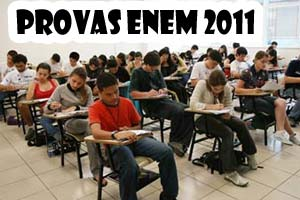 Consultar Provas do Enem 2011