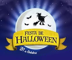 A festa do Halloween